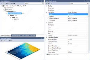 XAML Spy for Visual Studio
